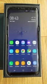 Like New Samsung Galaxy S8 Plus 64GB Orchid Gray Unlocked