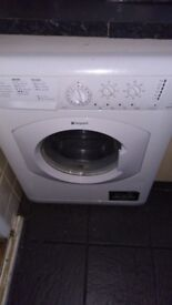 FREE Hotpoint Washing Machine for spare parts - only not spinning.