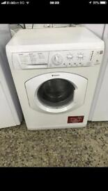 Hotpoint washing machine 6kg Full Working very nice 4 month warranty free delivery and installation
