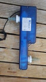 Tmc UV steriliser for aquarium pond
