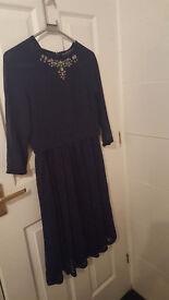 2 xNavy Dresses