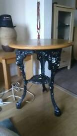 Brittania table