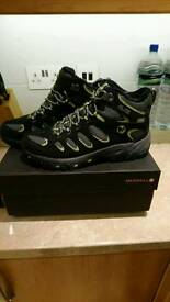 Merrell Ridged Pass Mid Thermo Boots Size UK 8