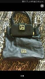 genuine Jane norman bag and purse