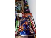 Various playsets new