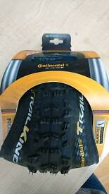Continental TrailKing Tyres