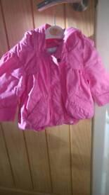 Baby Girl's Next winter coat