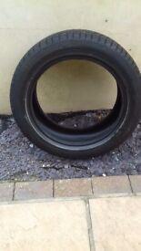 Set of 4 winter tyres
