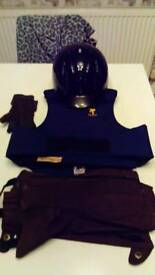 Kids Horse riding equipment