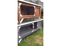rabbit guinea pig hutches