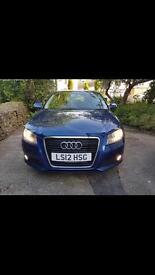 Audi A3 2.0 TDI SE SPORTBACK AUTO 5DR LOW MILEAGE