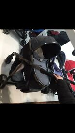 VIB 3 in 1 Travel set plus Isofix Base