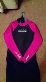 Womens Full Length Wetsuit