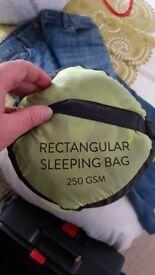 Sleeping bag 250 GSM