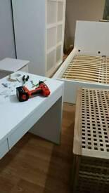 We Price Match!! Flat Pack Specialist - Furniture - Assembling - Fitter - IKEA - PAX Wardrobe