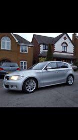 BMW 118d 4 door low mileage msport quicksale