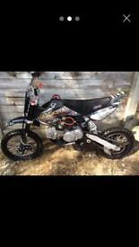 Stomp original 125cc pit bike