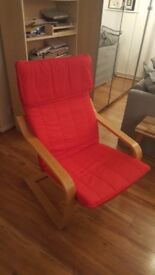 FREE - Ikea Poang chair and footstool, Double Bed - mattress and frame & tv stand (pics to come)