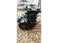 Kawasaki ZX10b Engine