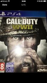 Ps4call of duty