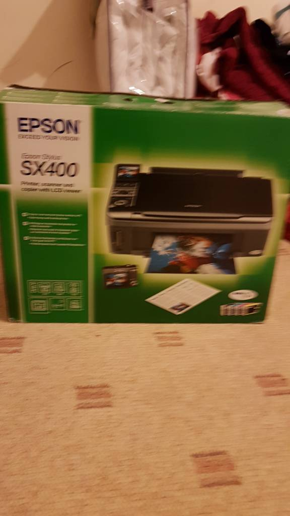 Epson sx400 printer scanner copier