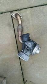Egr valve 1.9tdi Asz 130pd