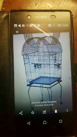 Parrot Brend new cage I'm never used it live southall good for big parrot