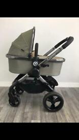 ICandy Peach 3 Olive Full Travel System