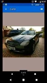 Mercedes slk manual supercharged