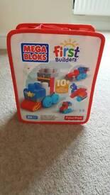 Brand new mega blocks bag