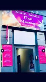 Siam Smile massage Newcastle