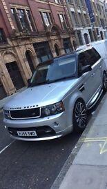 "Range Rover Sport 2.7 HSE 2012 Autobiography Facelift Custom interior 22"""