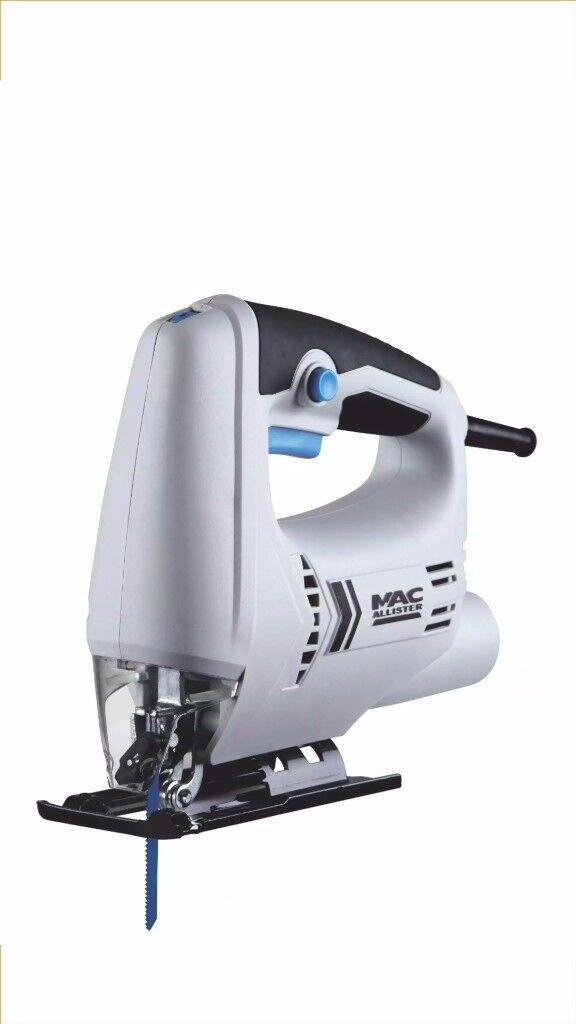 MAC ALLISTER 500W 220-240V JIGSAW MSJS500