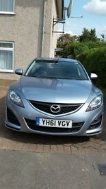 Mazda 6 TS 2.2 D 163 no faults with low milage