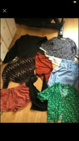 Size 10 bundle of clothes