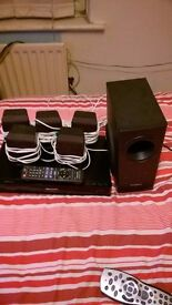 panasonic home cinema home theartre system with remote control se photo hd