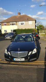 Mercedes E220 cdi blue effecincy for sale