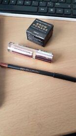 3 PC BUNDLE - Revolution Concealer C12, Revolution Pro Brow Pomade, Revolution Lip Liner Echelon