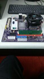 MCP73VT Socket 775 Motherboard