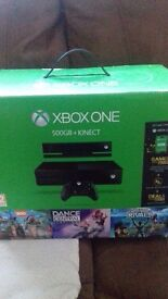XBOX ONE/KINNECT UNIT/1 CONTROLLER