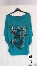 Clothes Bundle 5 x Tops from New Look and Jane Norman