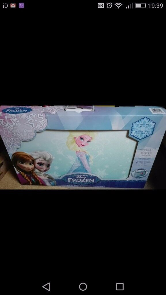 "Disney 24"" folding storage box"