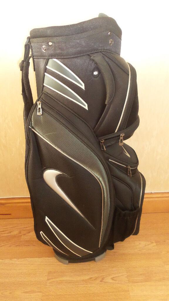 Nike M9 Golf Cart Bag 14 Way Divider