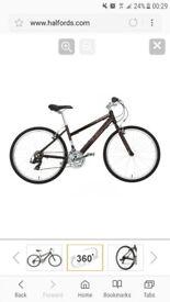 Pendleton hybrid bike womens
