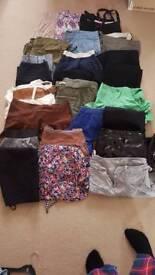 Clothes bundle - skirts/shorts