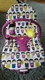 Bouncy Chair Mamas and Papas BN