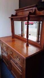 Buffett Style Dresser