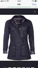 Barbour coat women's