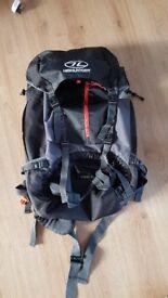 65L highlander backpack
