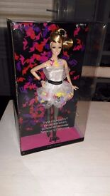 2011 Shoe Obsession™ Barbie® Doll Collections Edition - BRAND NEW: boxed, unopened and undamaged